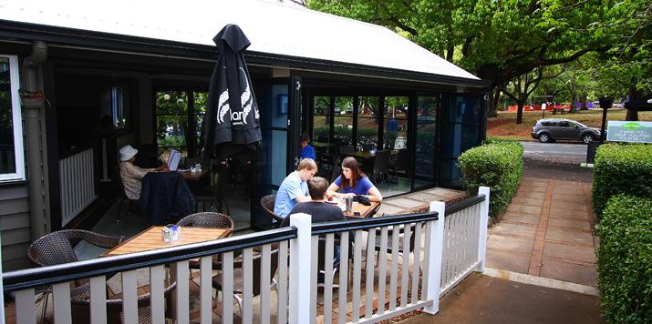 Park House Cafe