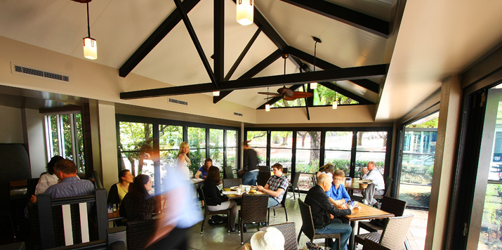 Toowoomba Restaurants (Park House)